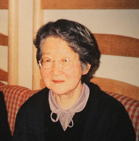 Remembering internment #3: EvelynYamashita
